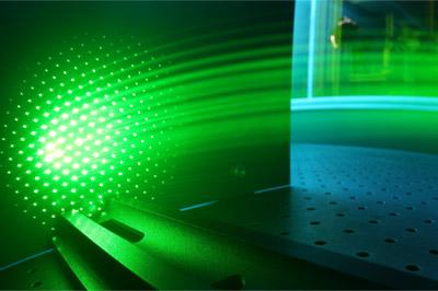 Charakterisierung adaptiver Optiken