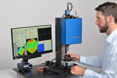 SHSInspect optics testing systems